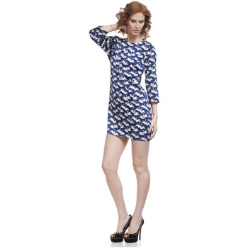 Clothing Women Short Dresses Tantra Dress TERY Blue F Blue