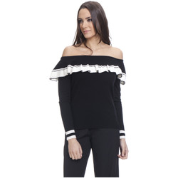Clothing Women Tops / Blouses Tantra Long sleeve top ZOE Black Woman Autumn/Winter Collection Black