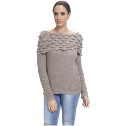 Clothing Women jumpers Tantra Pullover AMBRE Beige Woman Autumn/Winter Collection Beige