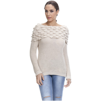 Clothing Women jumpers Tantra Pullover AMBRE Off white F Off white