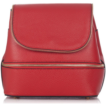 Bags Women Shoulder bags Laura Moretti Handbag DIANA Red Woman Autumn/Winter Collection Red