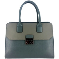 Bags Women Bag Laura Moretti Handbag NINA Grey / Taupe Woman Autumn/Winter Collection Grey