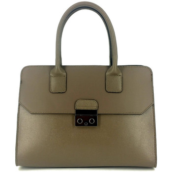 Bags Women Bag Laura Moretti Handbag NINA Taupe Woman Autumn/Winter Collection Taupe