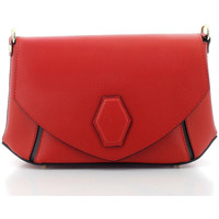 Bags Women Shoulder bags Laura Moretti Handbag ALICE Red F Red