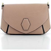 Bags Women Shoulder bags Laura Moretti Handbag ALICE Taupe Woman Autumn/Winter Collection Taupe