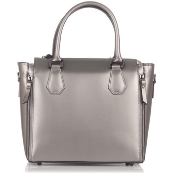 Bags Women Bag Laura Moretti Handbag REBECCA Grey F Grey