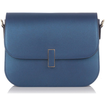 Bags Women Shoulder bags Laura Moretti Shoulder bag BELLA Blue F Blue