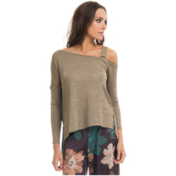 Clothing Women Tops / Blouses Tantra Top ROSALIE Gold F Gold