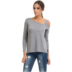 Clothing Women Tops / Blouses Tantra Top ROSALIE Grey F Grey