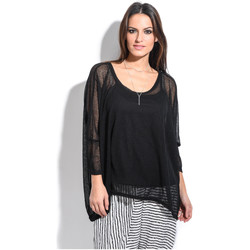 Clothing Women Tops / Blouses Bella Blue Top DORIE Black Woman Spring/Summer Collection Black