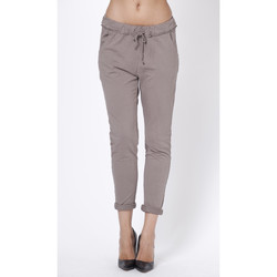 Clothing Women Trousers Tantra Trousers BELLA Taupe F Taupe