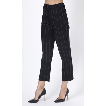 Clothing Women Trousers Tantra Trousers CAMILLA Black F Black