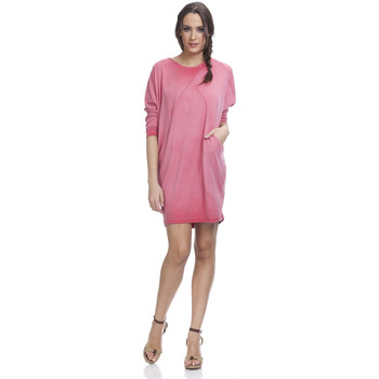 Clothing Women Short Dresses Tantra Dress LUNA Coral F Coral