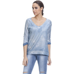 Clothing Women Tops / Blouses Tantra Top ROMA Blue F Blue