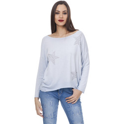 Clothing Women Tops / Blouses Tantra Top ATHENA Sky blue F Sky blue