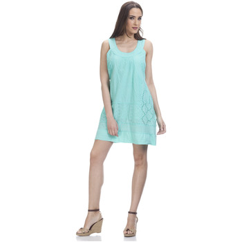 Clothing Women Dresses Tantra Dress PERRINE Green F Green