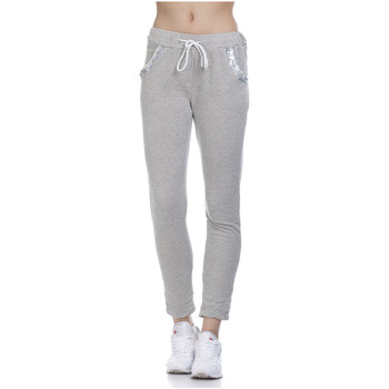 Clothing Women Trousers Tantra Trousers CLARA Grey F Grey