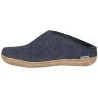 Shoes Women Slippers Glerups DK Open Heel Black