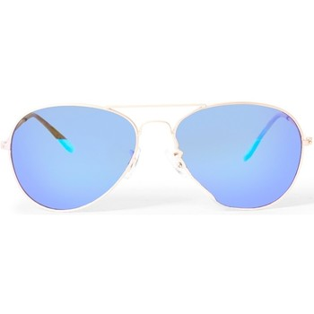 Watches Men Sunglasses The Idle Man Revo Aviator Sunglasses Gold Gold