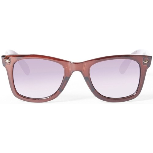 Watches Men Sunglasses The Idle Man Classic Wayfarer Brown Brown