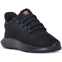 Shoes Women Low top trainers adidas Originals TUBULAR SHADOW W Nero