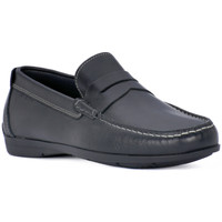 Shoes Men Loafers Igi&co CAMBRID NERO Nero