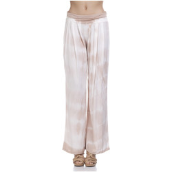 Clothing Women Wide leg / Harem trousers Tantra Trousers EMELINE Light pink F Light pink