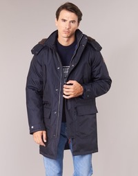 Clothing Men Parkas Aigle BELLOCK Marine