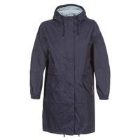 Clothing Women Parkas Aigle FIRSTRAIN Marine