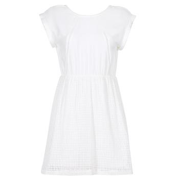 Clothing Women Short Dresses Moony Mood INDI White