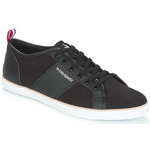 Shoes Men Low top trainers Le Coq Sportif CARCANS SPORT  black
