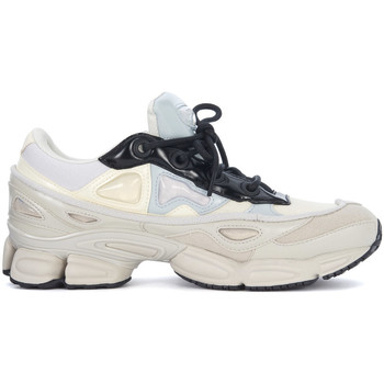 Shoes Men Low top trainers Adidas By Raf Simons Ozweego III white and black sneakers White