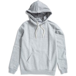 Clothing Men sweaters Soulland Guy Hooded Embroidered Logo Sweatshirt Grey Grey