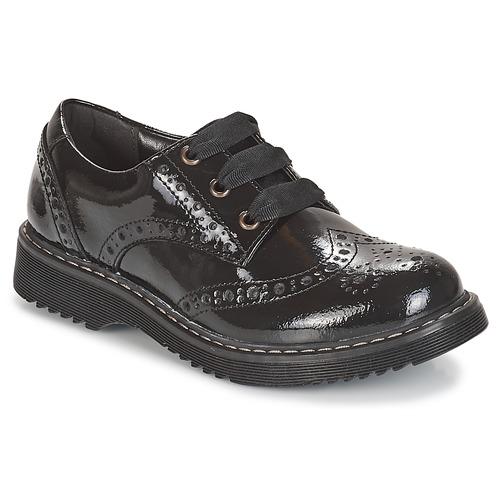 Shoes Children Derby Shoes Start Rite IMPULSIVE Black