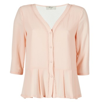 Clothing Women Tops / Blouses Betty London IAKIROU Nude