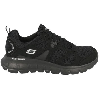 Shoes Children Low top trainers Skechers Sport Black