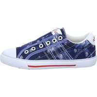 Shoes Low top trainers S.Oliver 554410720803 Navy blue