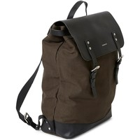 Bags Men Rucksacks Sandqvist Hege Backpack Grey Grey