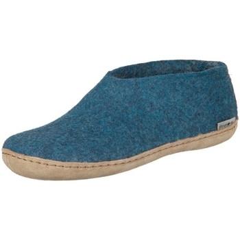 Shoes Women Slippers Glerups A0600 Blue