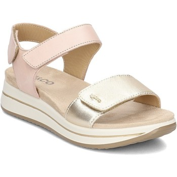 Shoes Women Sandals Igi&co 1172422 Pink-Silver
