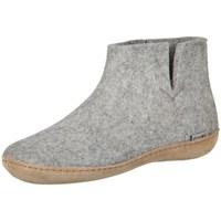Shoes Women Slippers Glerups G0100 White