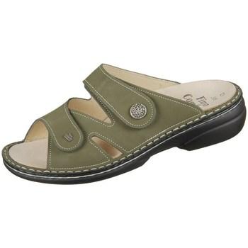 Shoes Women Mules Finn Comfort Torbole Olive