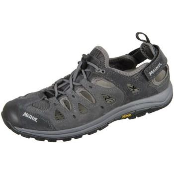 Shoes Men Sandals Meindl Hawai Graphite