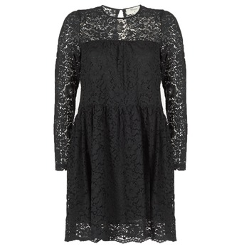 Clothing Women Short Dresses Betty London IAOUDA Black