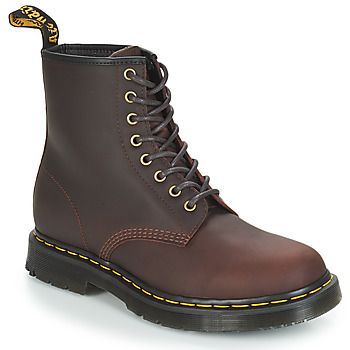 Shoes Mid boots Dr Martens 1460 SNOWPLOW Brown