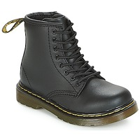 Shoes Children Mid boots Dr Martens 1460 CADET Black