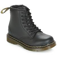 Shoes Children Mid boots Dr Martens 1460 CADET Black