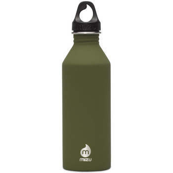 Shoe accessories Men Sports accessories Mizu M8 800ml Stainless Steel Bottle - Enduro Army Green
