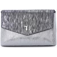 Bags Women Bag Trussardi 020 GEOMETRIC RED CARPET Grigio