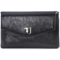 Bags Women Pouches / Clutches Trussardi 299 RED CARPET Nero